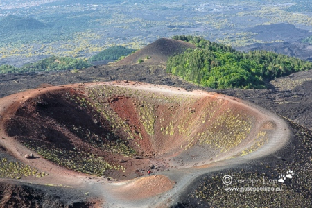 Silvestri Craters at Mt. Etna
