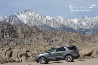 Ford Explorer Rental
