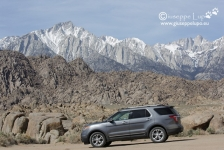 Ford Explorer Rental