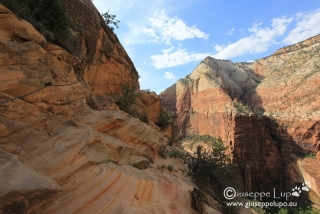 Hidden Valley Trail, Zion N.P.