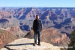 me at the Grand Canyon south rim