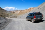 The Cottonwood Canyon Road
