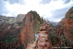 View towards Angels Landing