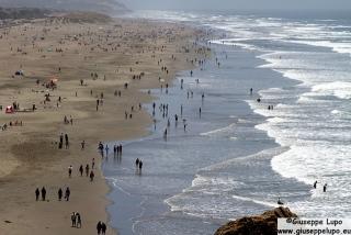 beach at Land's End