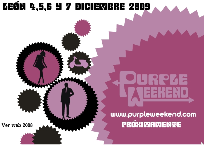 purpleweekend2009