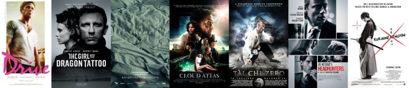 My Top 5 Movies 2012
